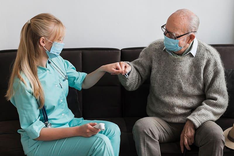 Impacto de la pandemia en los pacientes con Enfermedad de Parkinson